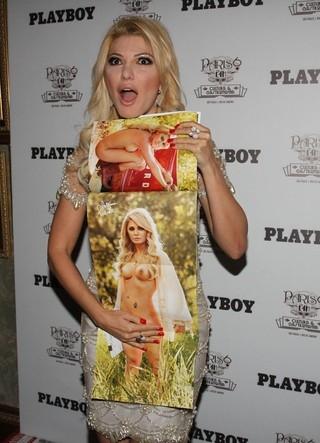 Antonia Fontenelle lança sua Playboy e fala sobre cachê: