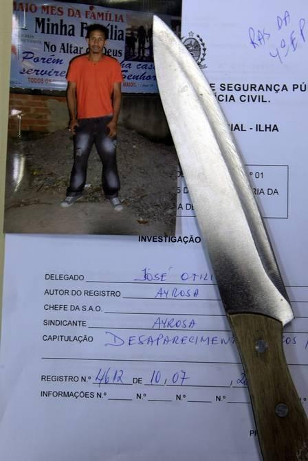 Homem esquarteja primo e espalha pedaços do corpo por bairros da Ilha do Governador