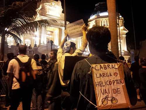 Governador do Rio desiste de usar helicóptero diariamente