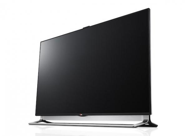 LG começa a vender TVs 4K de 55 e 65 polegadas nos EUA