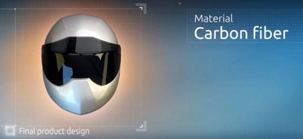 Startup da Russia cria capacete semelhante ao Google Glass