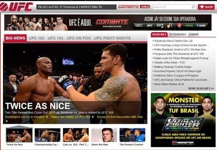 Confirmada revanche de Anderson Silva contra Weidman, em Las Vegas