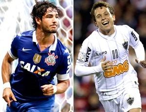 Corinthians x Galo: atual campeão da América desafia postulante à taça