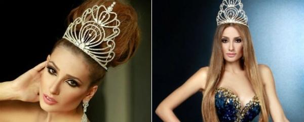 Modelo paranaense é eleita a mais bela surda do mundo