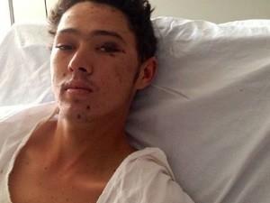 Jovem achado 4 dias após acidente chegou a desejar a morte, diz mãe