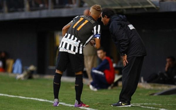 Muricy está preocupado com Neymar no Barcelona: