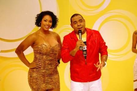 Ex-Gang do Samba Rosiane Pinheiro perde 12kg e disputa vaga entre as cem mais sexy do mundo