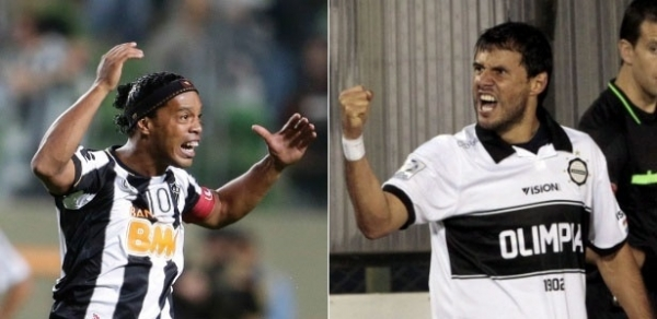 Salário de R$ 900 mil de Ronaldinho paga quase todo o time do Olimpia