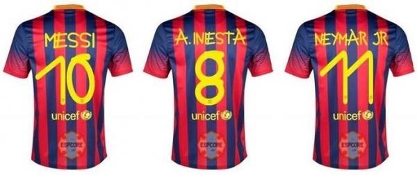 Barça teria números