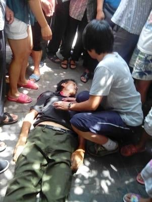 Chineses se revoltam após ambulante ser espancado até a morte