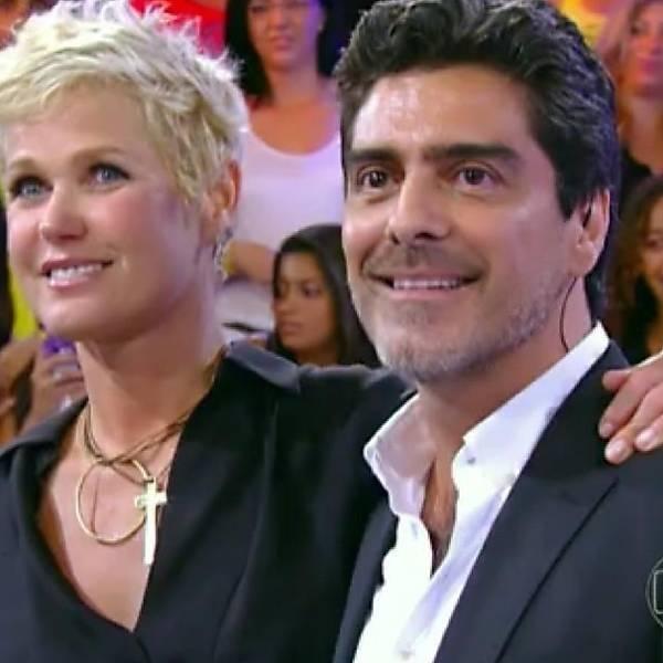 Aos 50 anos, Xuxa pensa em engravidar do namorado Junno Andrade