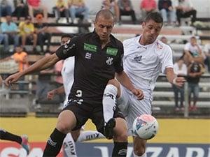 Ceará joga mal e é derrotado fora de casa pelo Bragantino