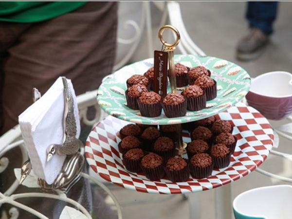 Em São Paulo, empresa cria tour para quem quer degustar doces gourmet