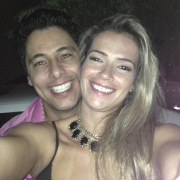 Marcio Alvino, namorado de Fani, é prefeito de cidade do interior paulista