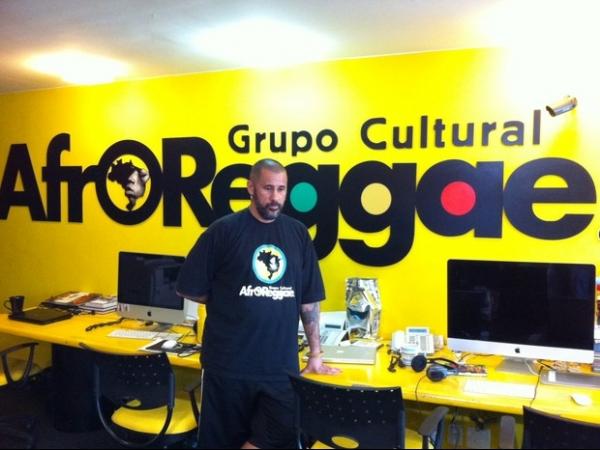 AfroReggae explica fim no Alemão: