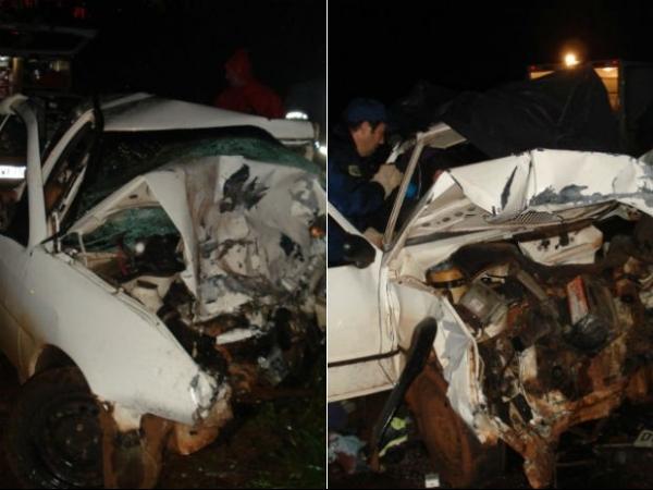 Oito jovens morrem e quatro ficam feridos após acidente no Paraná