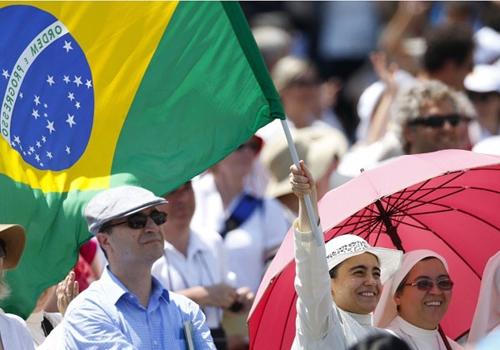 Papa pede que fiéis rezem por sua viagem ao Rio de Janeiro