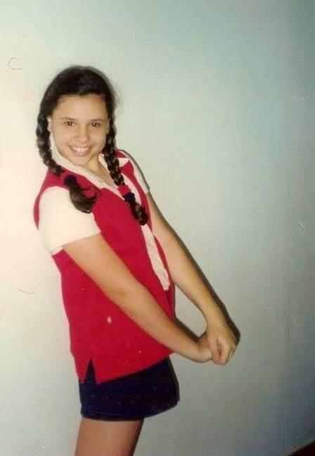Ex-Chiquitita Francis Helena sofre com efeito sanfona: ?Ganhei 10kg quando parei de dançar e perdi todos quando voltei?