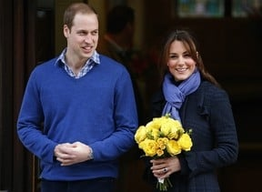 Kate Middleton e Príncipe William agradecem hospital em comunicado