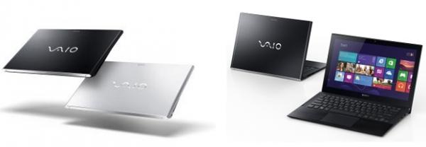 Sony lança no Brasil os ultrabooks mais leves do mercado