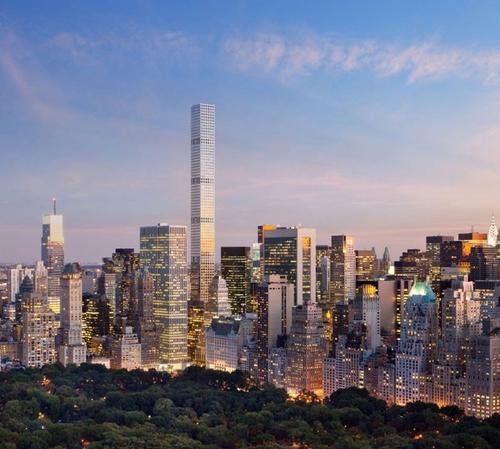 Uruguaio assina projeto de prédio que será o mais alto das Américas