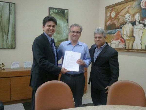 Firmino Filho e Wilson Martins apoiam aprovação da PEC 45