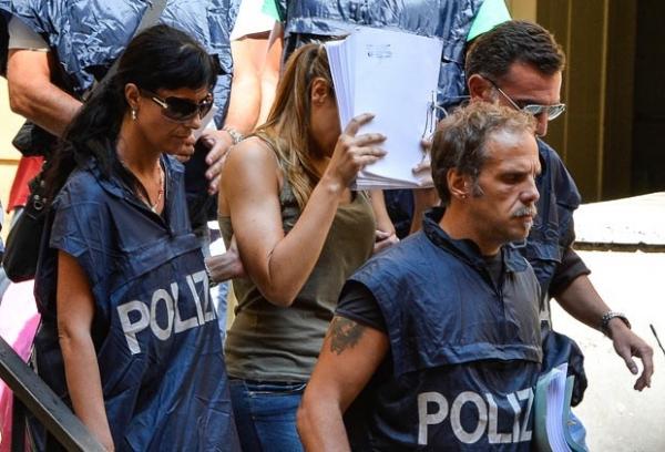 Operações contra a máfia na Itália prendem  100 pessoas de três famílias influentes