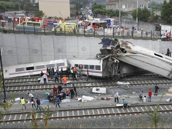 Maquinista de trem que matou 78 é preso por