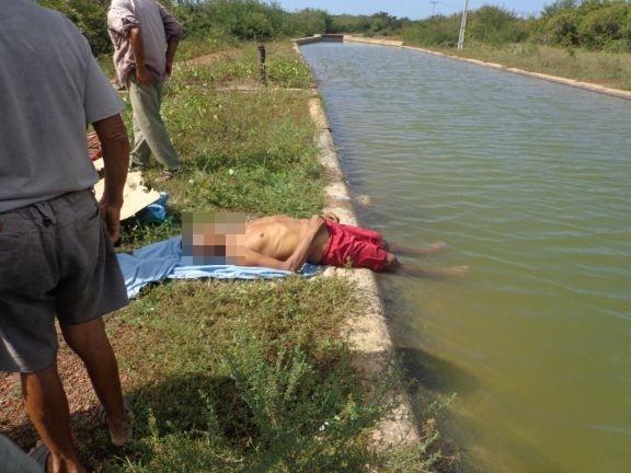 Lavrador morre afogado no canal de irrigação dos tabuleiros litorâneos