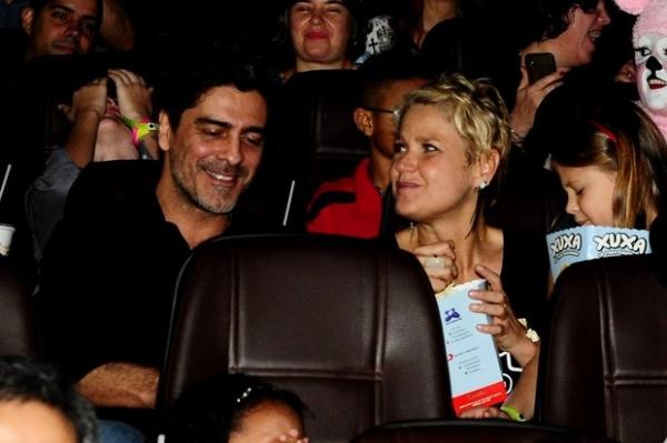 Junno Andrade desconhece que Xuxa tenha óvulos guardados