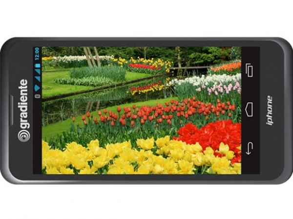 Gradiente lançará novo Iphone Android e dual-chip em outubro