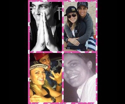 Namorada de Thammy Miranda faz homenagem à atriz nas redes sociais
