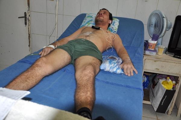 Preso fica cego e tetraplégico após tortura por agentes penitenciários