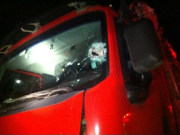 Caminhoneiro morre após passar por bloqueio em rodovia do RS