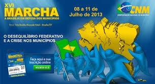 Em Brasília, prefeitos deverão reatar relações e cobrar mais investimentos - Imagem 1