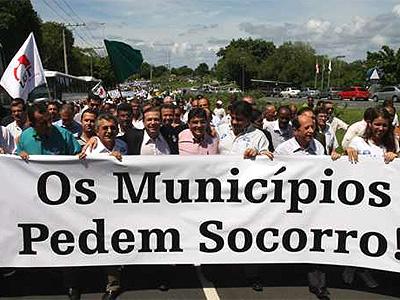 Em Brasília, prefeitos deverão reatar relações e cobrar mais investimentos