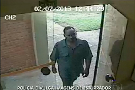 Polícia divulga imagens de homem acusado de estupro em igreja