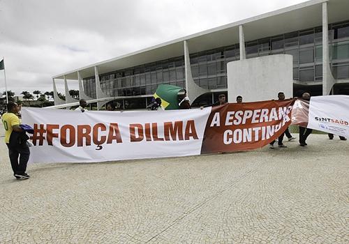 Em reunião, PT pede a Dilma mudanças no núcleo do governo