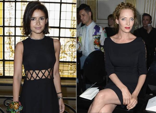 Quem vestiu o look mais sexy da Semana de Alta-Costura de Paris?