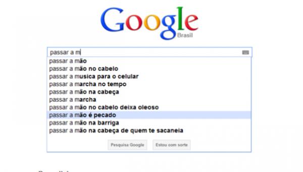 Buscas bizarras pelo Google são coletadas em Tumblr