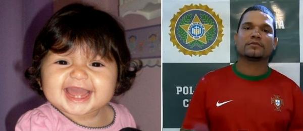 Caso Geovanna: suspeito de matar bebê chefiava invasões a lojas com retroescavadeiras, diz polícia