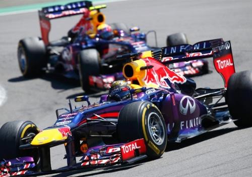 Sebastian Vettel vence GP com