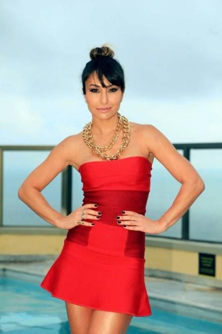 Sabrina Sato desmente mulher de Marcio Garcia: ?Não quero emagrecer nada?