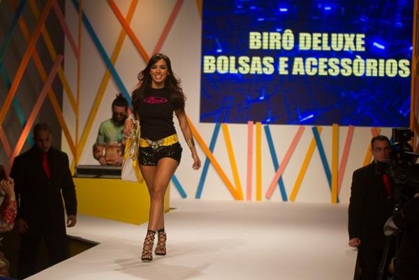 Presença de Anitta: Pre-pa-ra! For Teens do Jornal Meio Norte bateu um papo com a sensação do país