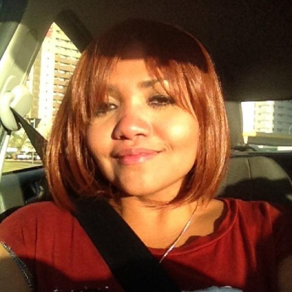 Mudança de visual? Gaby Amarantos posta foto com cabelo curtinho
