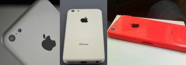 iPhone 5C é flagrado em novas fotos; preço poderá não ser tão atrativo
