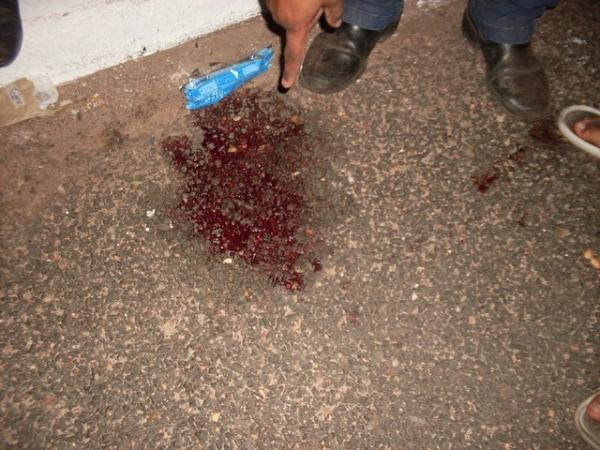 Empresário atropela ciclista em J/Freitas e vítima fica em estado grave