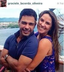 Vinda de Zilu ao Brasil não abala romance de Zezé e Graciele, diz jornal