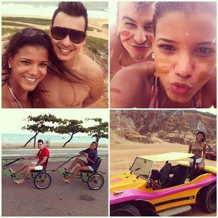 Miss, clone de Bruna Marquezine, também tem o seu 'Neymar'; veja - Imagem 3