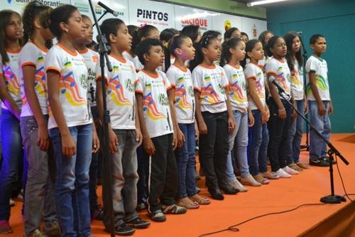 Música Para Todos participa do lançamento de DVD?S Canta Piauí